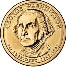 George Washington, d.w.z. een beeld van hem.